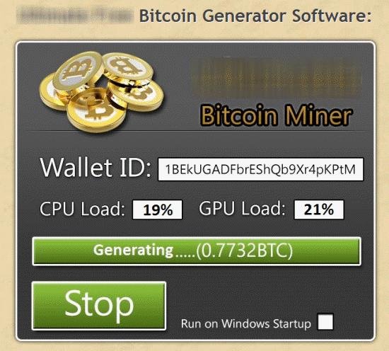 Bitcoin Generator 2018